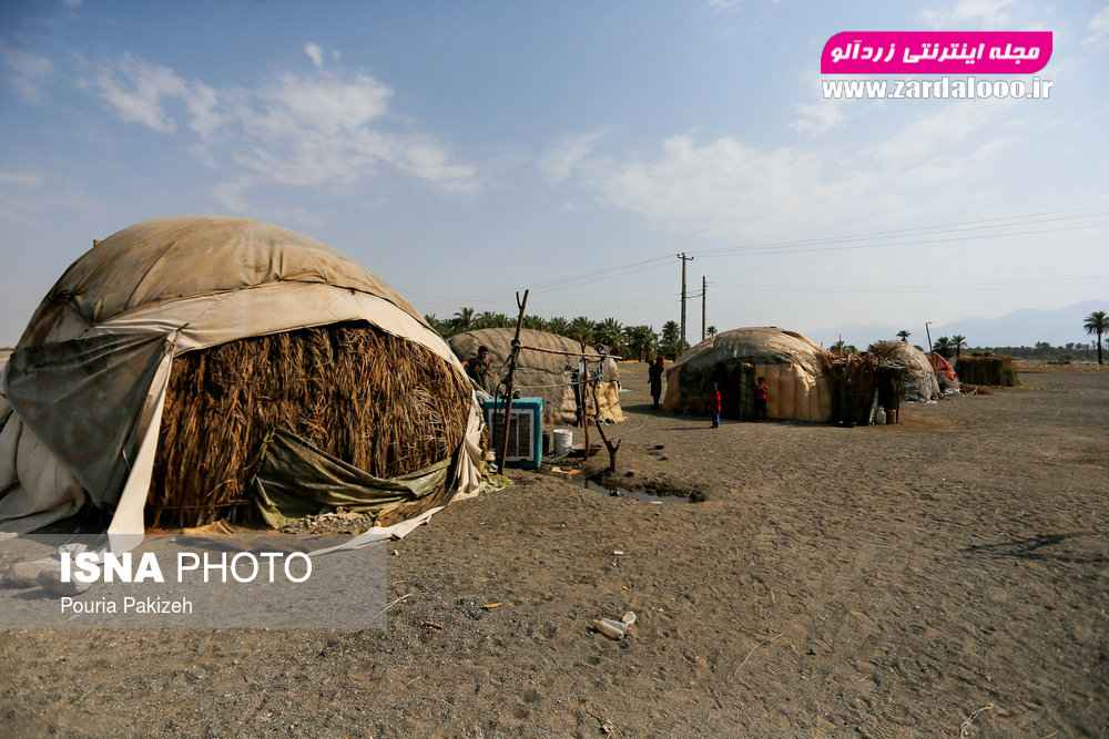 روستای «حسین آباد» محروم ترین روستا در جنوبیترین منطقه کرمان قرار گرفته که همه کپرنشین هستند.
