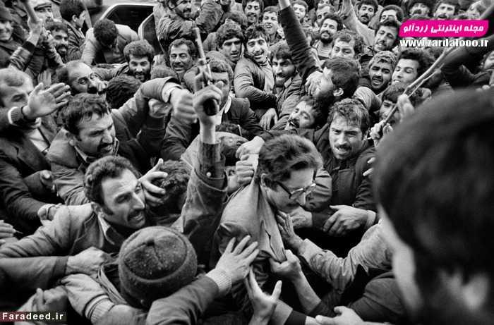 تصاویر/ ابوالحسن بنی صدر؛ از عزل تا فرار