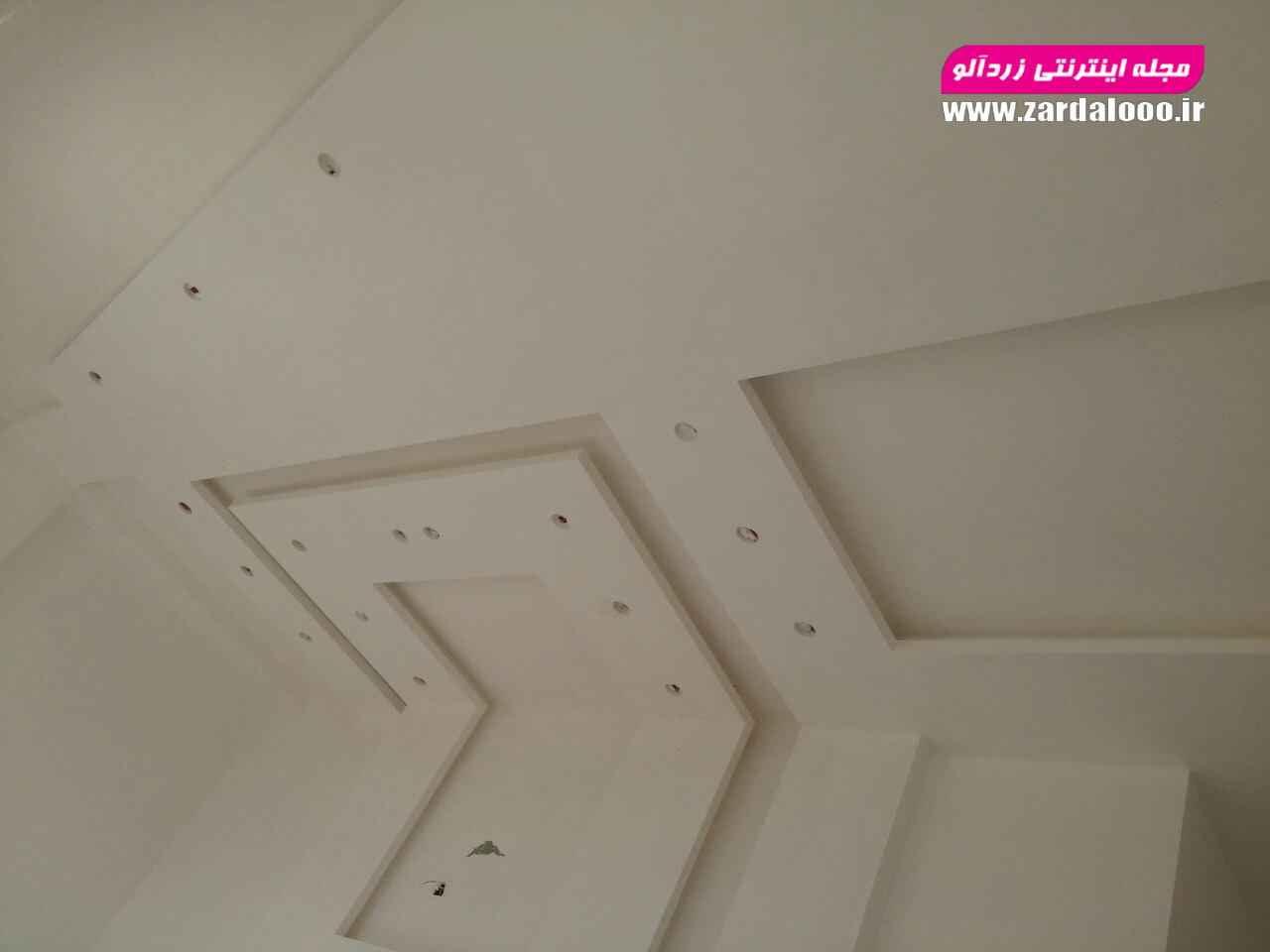 رابیتس کاری سقف