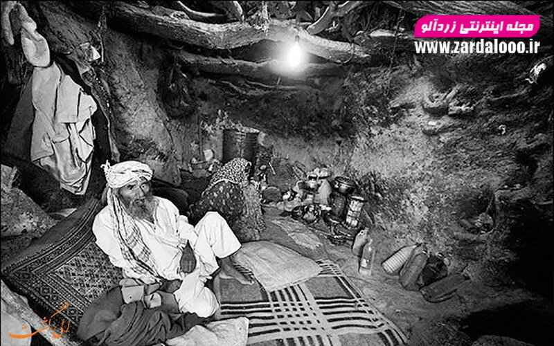 روستاهای عجیب ایران
