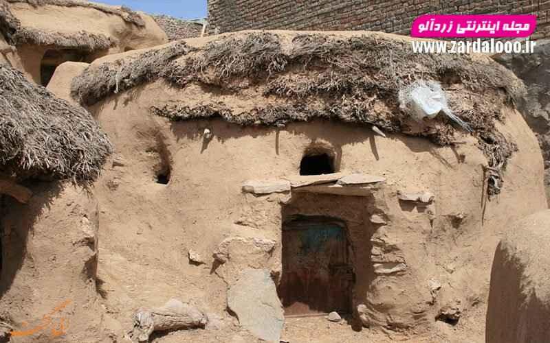 ماخونیک روستای آدم کوچلوهای ایرانی