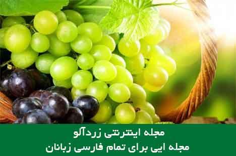 درمان یبوست با انگور