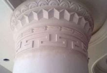 Photo of عکس جدید ستون و سر ستون گچکاری 1397