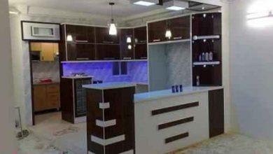 Photo of عکس مدل جدید آرک آشپزخانه مناسب برای اجرا با گچ،کناف و ام دی اف