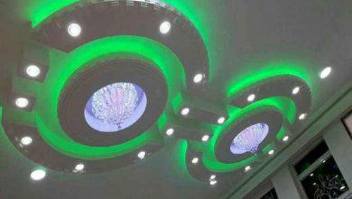 Photo of عکس مدل گچبری سقف پذیرایی مدرن و جدید