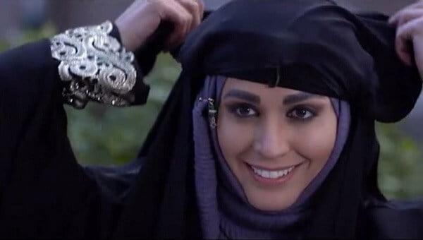بیوگرافی آن ماری سلامه بازیگر لبنانی سریال ایرانی حوالی پاییز
