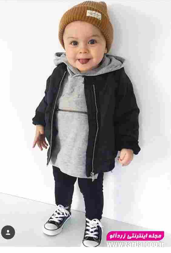 مدل لباس کودک پسر 2018
