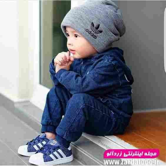 مدل لباس زمستانه برای کودکان پسر