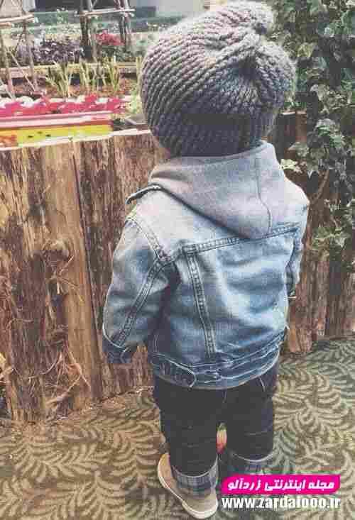 مدل شیک زمستانه لباس کودک پسر