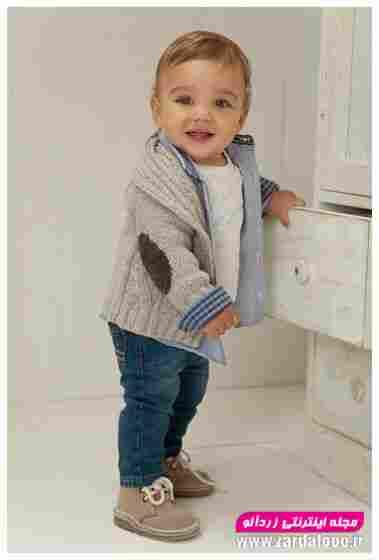 مدل لباس زمستانه کودک پسر
