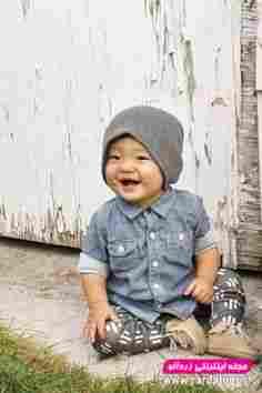 عکس لباس زمستانه برای کودک پسر