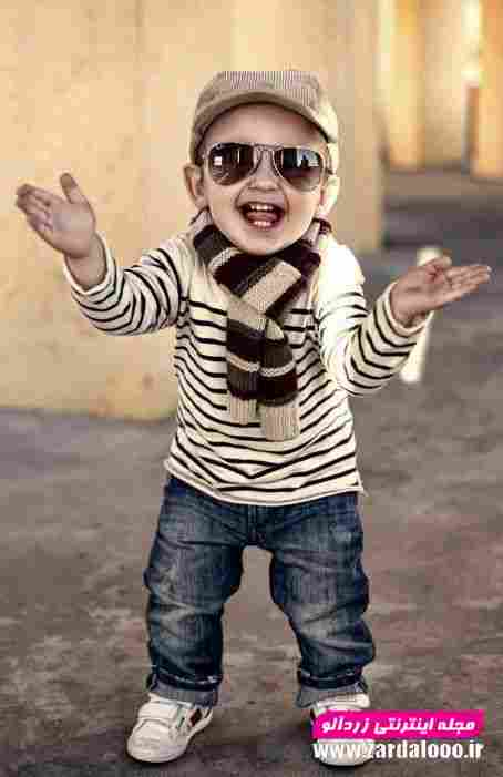 لباس مناسب برای زمستان کودک پسر