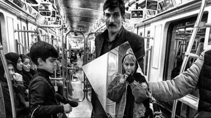 عکس های دختر ایرانی سوژه خارجی ها شد