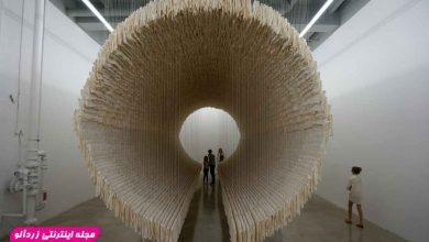 Photo of خلق آثار هنری بسیار زیبا با دستمال کاغذی و دستمال توالت