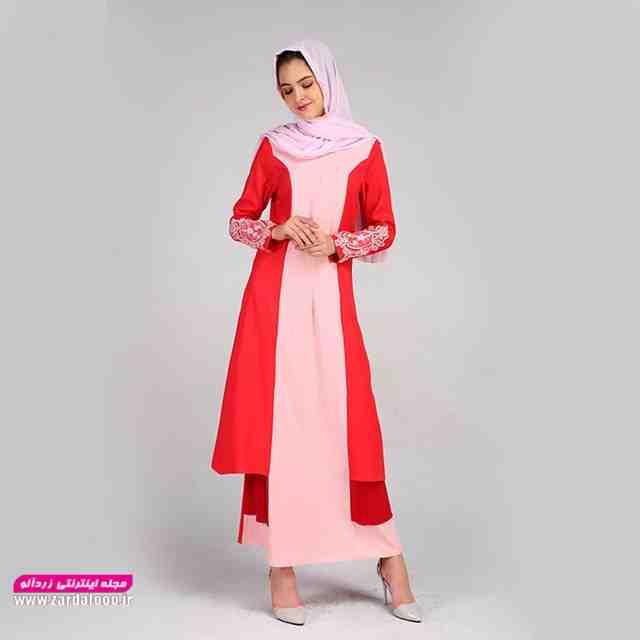 مدل لباس مجلسی شیک و جدید 2019
