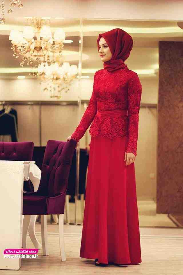 لباس مجلسی زنانه شیک و جدید 2018