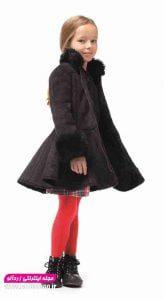 لباس پاییزه دخترانه نوجوان