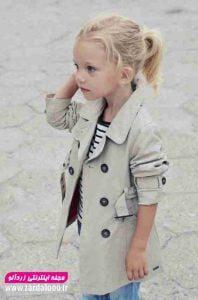 مدل لباس پاییزی دختر بچه ها