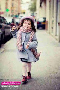 مدل لباس زمستانی دختر بچه ها