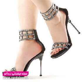 مدل کفش زنانه مجلسی - کفش تابستانی پاشنه بلند  - خرید کفش پاشنه بلند زنانه