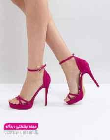کفش پاشنه بلند دخترانه - مدل کفش مجلسی زنانه - عکس کفش پاشنه بلند