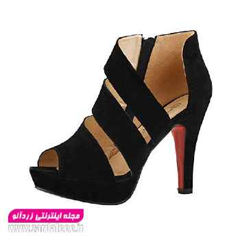 کفش پاشنه بلند زنانه - عکس جدید ترین مدل کفش پاشنه بلند - عکس کفش پاشنه بلند