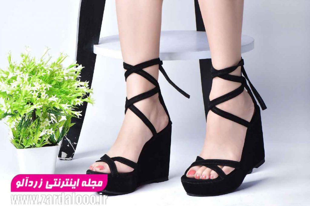 کفش پاشنه بلند مجلسی - عکس کفش پاشنه بلند  - مدل کفش پاشنه بلند