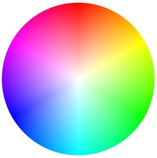 تشخیص شخصیت از روی رنگ مورد علاقه شما