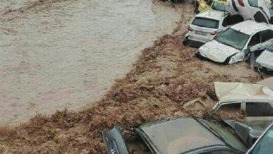 Photo of تصاویر و کلیپ های اندوهناک از سیل خشمگین شیراز 1398/01/05