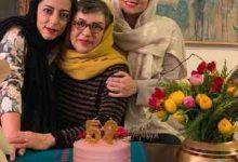 Photo of جشن تولد رویا تیموریان در کنار دخترانش + عکس
