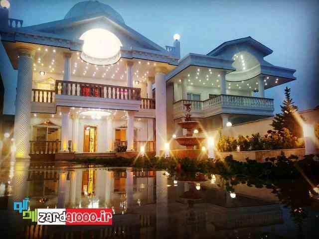 خانه دوبلکس 120 متری - عکس ویلا های زیبا - عکس خانه های ویلایی