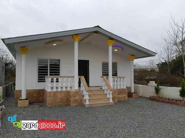 خانه ویلایی کوچک - تصاویر خانه های ویلایی - خانه های ویلایی شمال