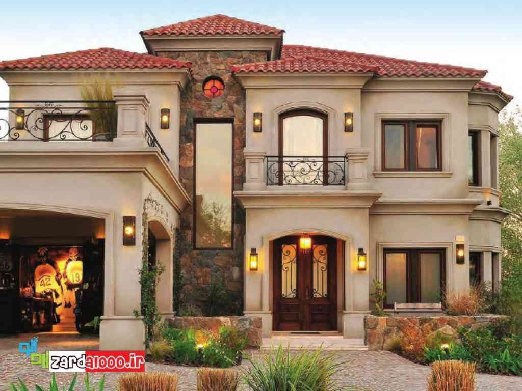 روش داشتن یک خانه شیک و زیبا