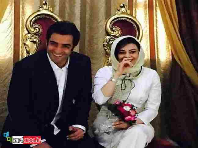 عکس عروسی و ازدواج یکتا ناصر و منوچهر هادی
