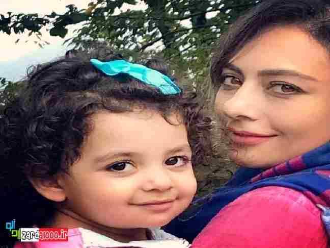 عکس یکتا ناصر و دخترش صوفیا