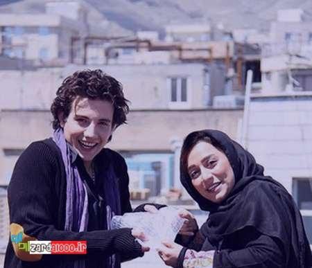 عکس های شخصی امیر کاظمی و همسرش
