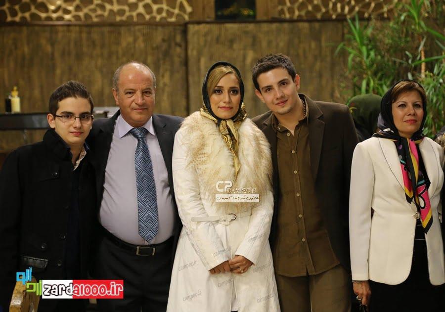 عکس امیر کاظمی و مهتاب محسنی