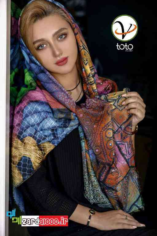 مدل روسری مجلسی شیک 98