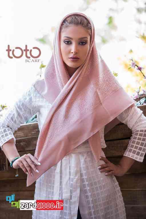 مدلهای شال و روسری