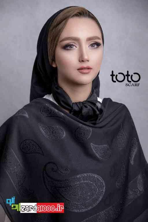 عکس مدل شال و روسری