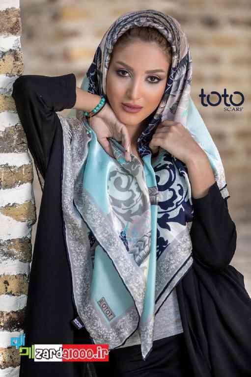 جدیدترین و شیک ترین روسری های 98