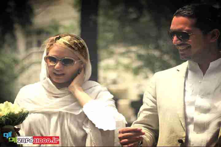 عکس ازدواج مهناز افشار