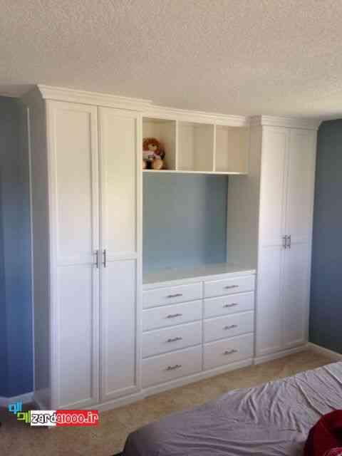 انواع کابینت آشپزخانه-طرح کمد-مدل کمد دیواری جدید