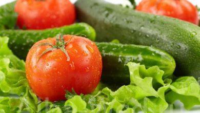 Photo of خیار و گوجه را با هم مصرف نکنید !