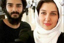 Photo of اختلاف سنی زیاد ساعد سهیلی و همسرش گلوریا هاردی!