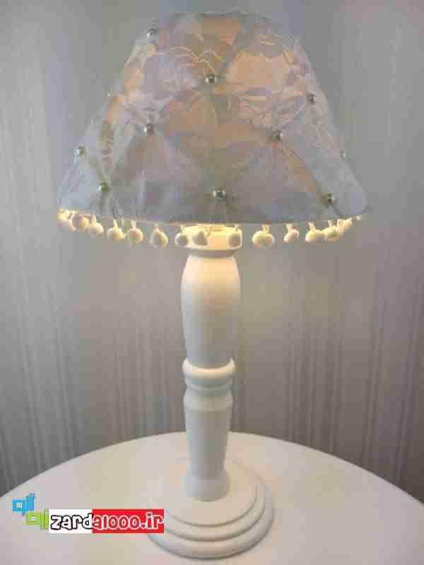 مدل آباژور مرواریدی زیبا