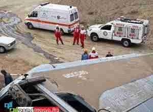Photo of شش کشته در حادثه واژگونی اتوبوس زائران مینابی
