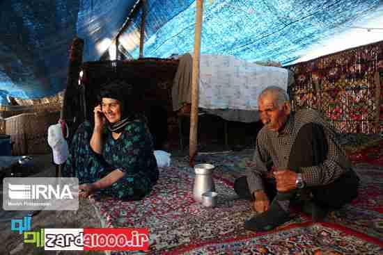 زندگی سنتی بدون تکنولوژی در حاشیه زاگرس