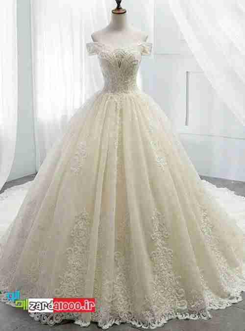 لباس عروس زیبا متناسب با فرم بدن شما چه مدلیه ؟