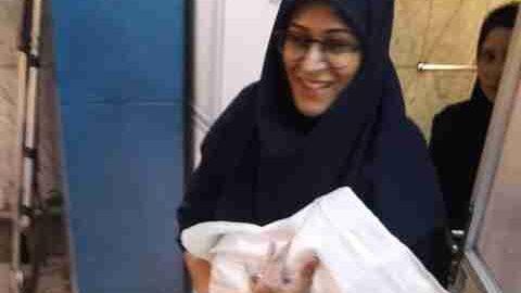 Photo of هدیه فاخر و غافلگیر کننده مترو به نوزادی که در مترو متولد شد